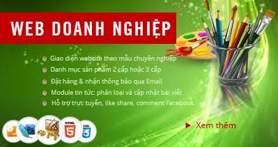 Web doanh nghiệp