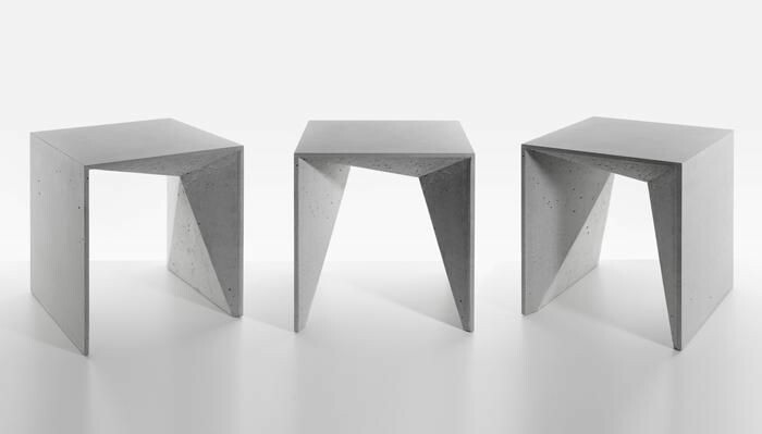 GF - AC 203, Ghế, Geometric Chair